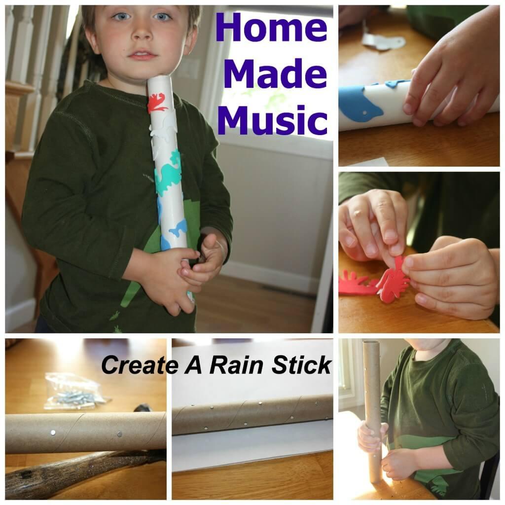 rain stick activity