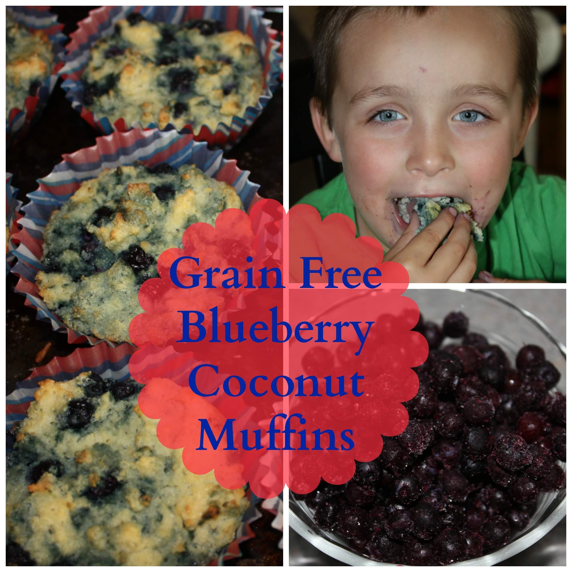 Wordless Wednesday: Baking Grain Free Together
