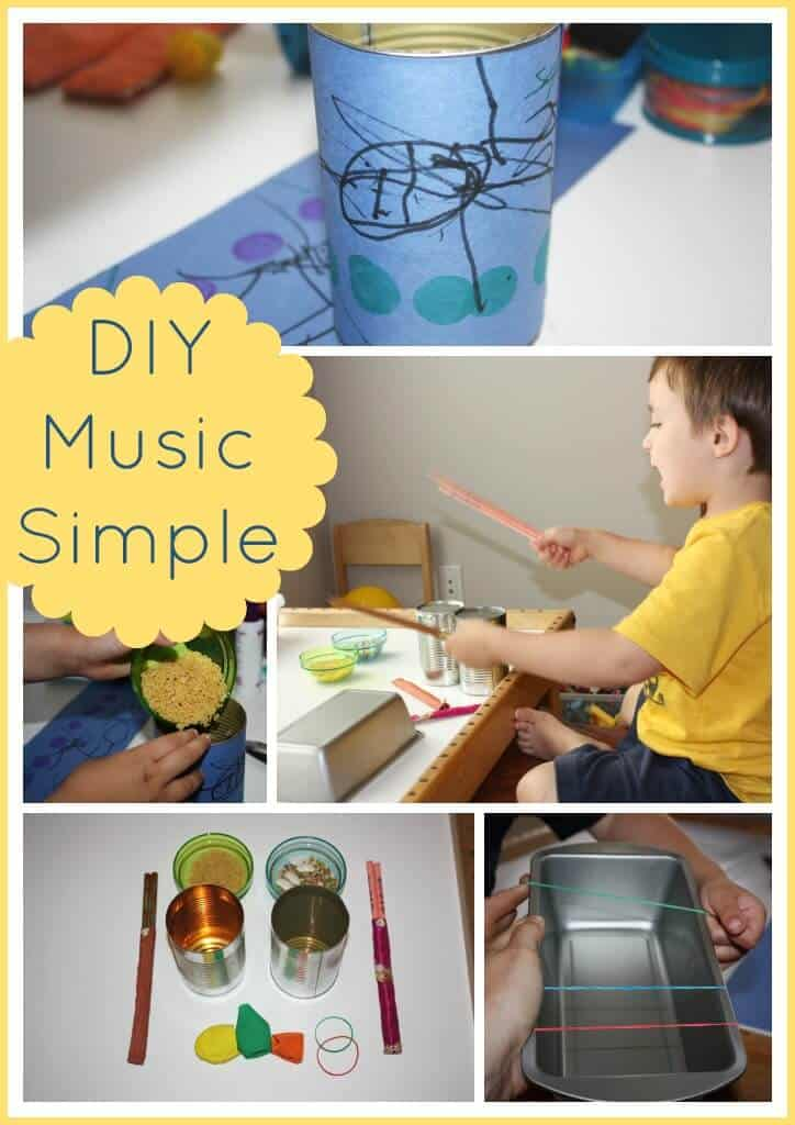 Quick & Simple Musical Instruments
