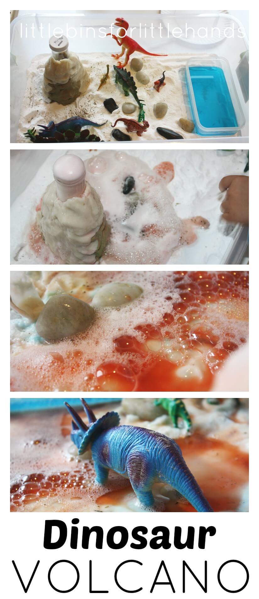 preschool dinosaur activities sensory play ideas. Black Bedroom Furniture Sets. Home Design Ideas