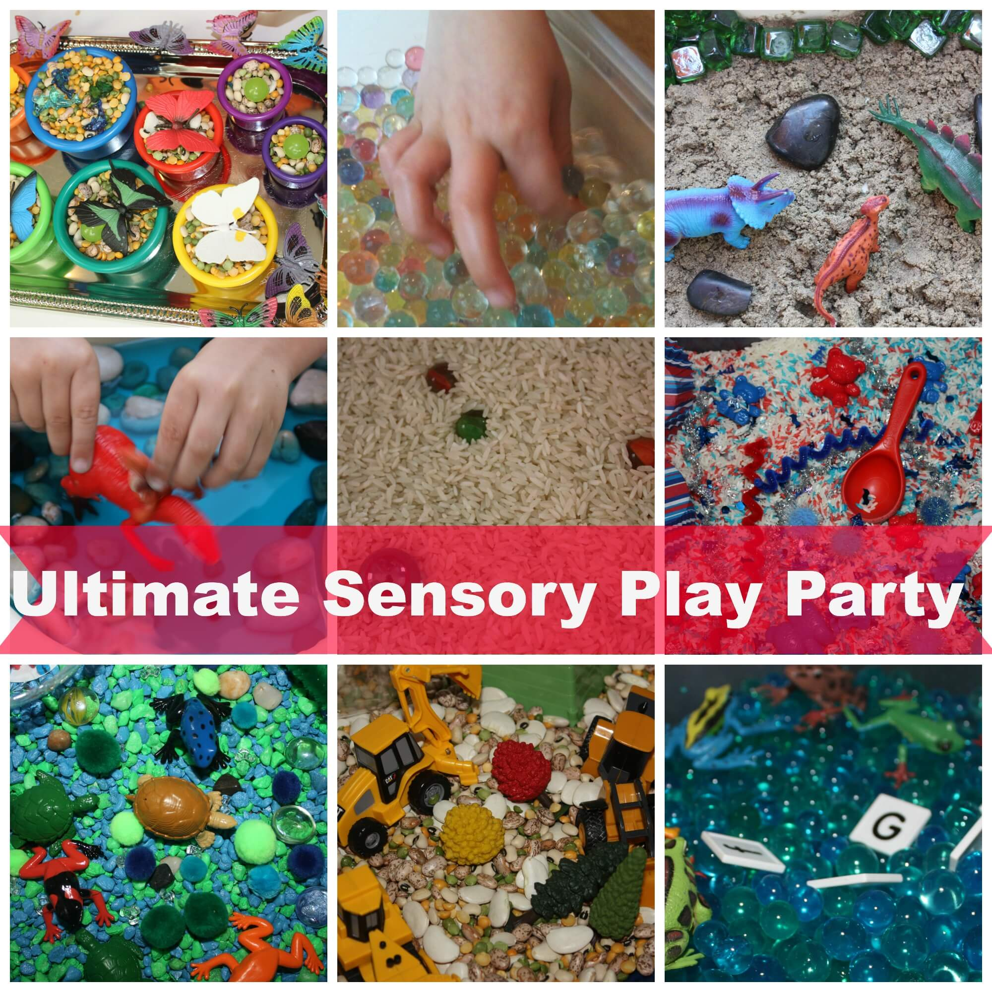Ultimate Sensory Play Party Linky #2