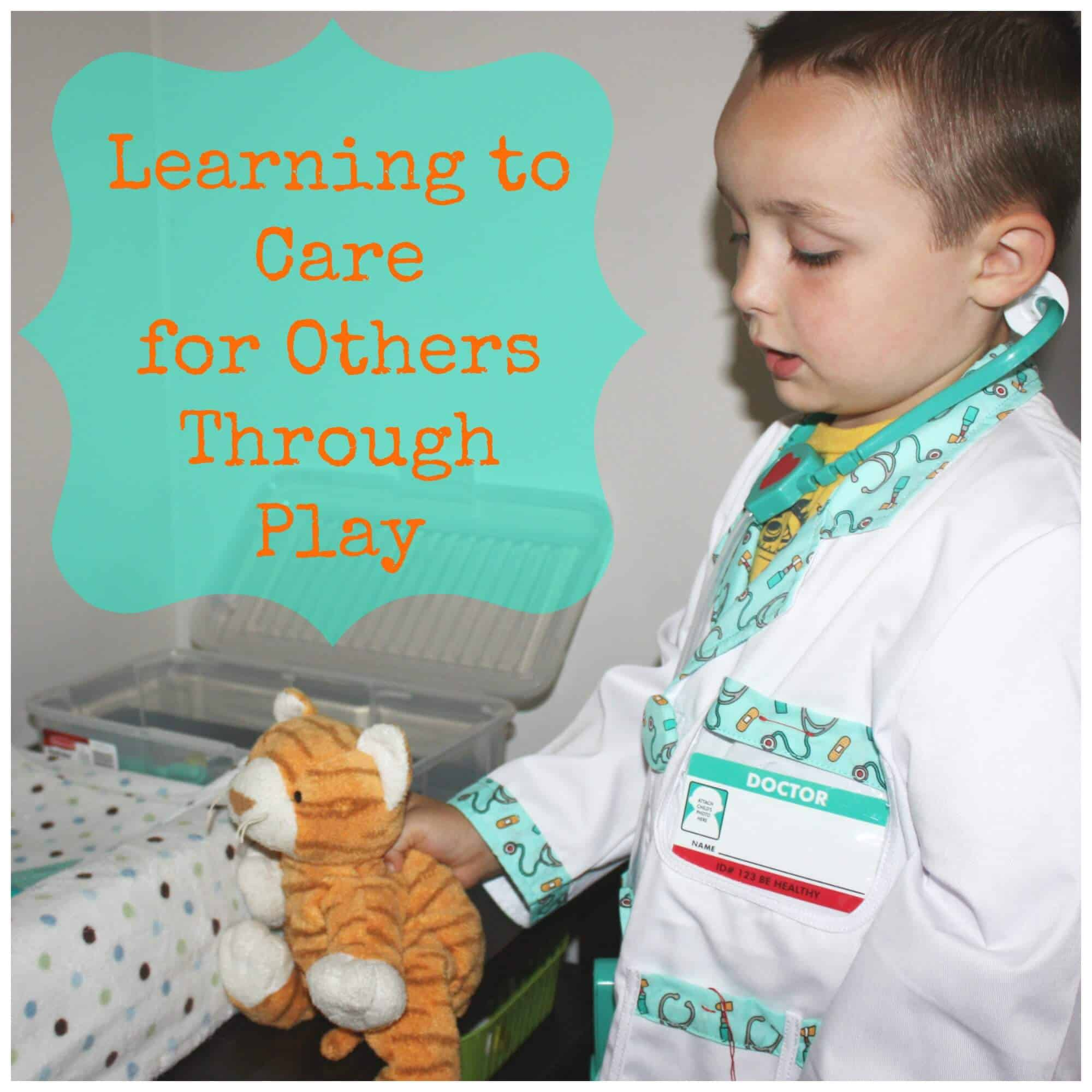 Pretend Play Veterinary Center: Animal Care