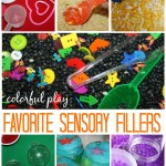 10 Favorite Sensory Fillers