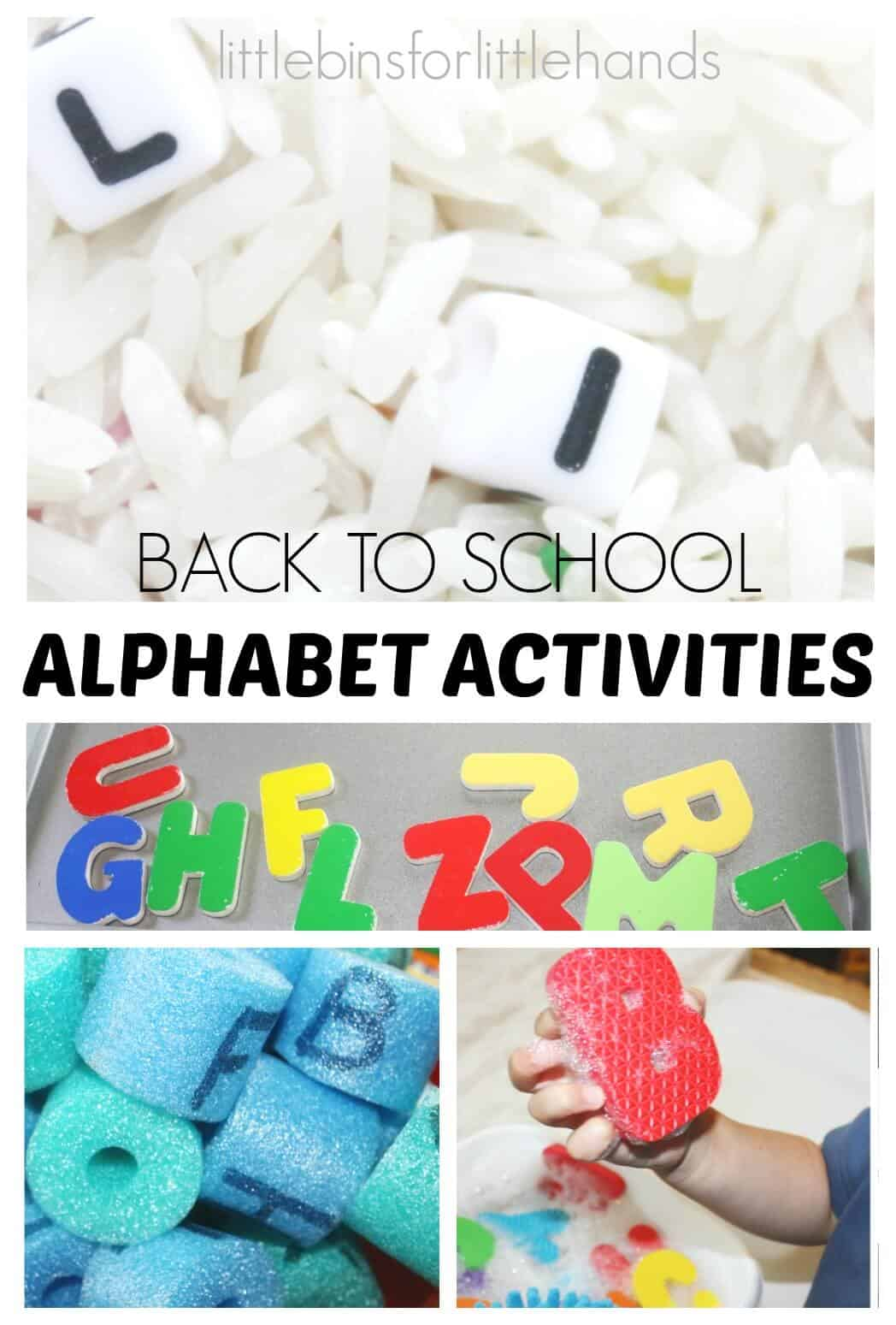 letter a preschool ideas alphabet activities back to school for 9770