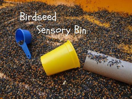 Ultimate Sensory Pin Party #7