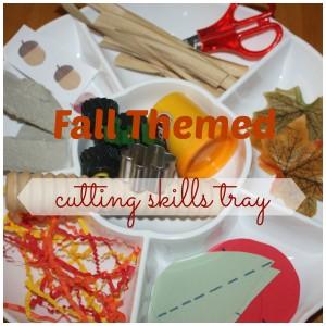 cutting skills fall