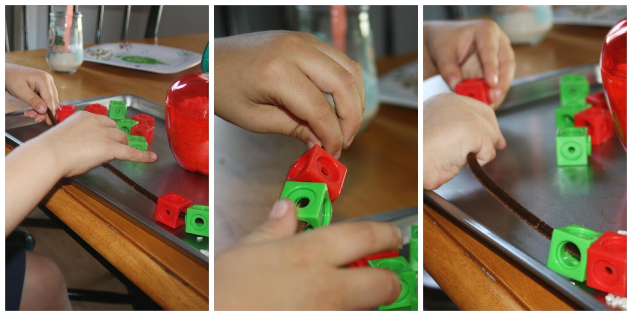 3 Simple Apple Learning Activities for Toddlers & Preschoolers