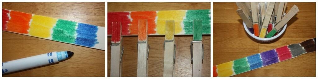 color round up paint stick
