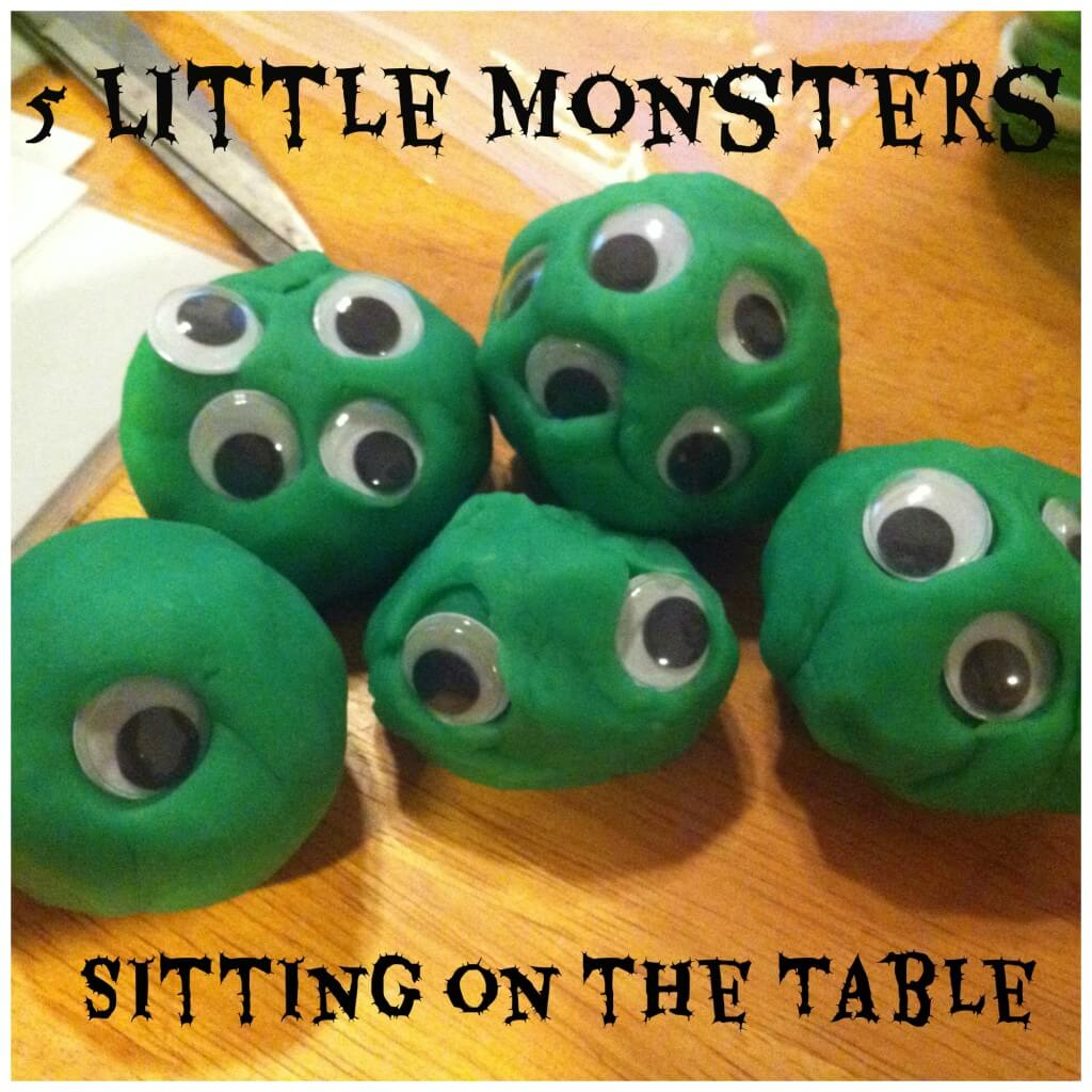 monster eyes counting cover