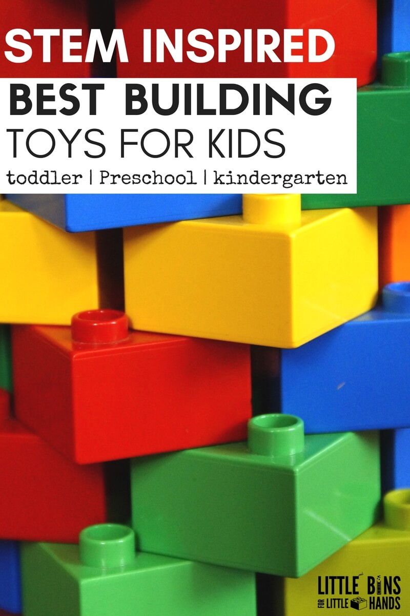 Building Toys For Toddlers : Top best building toys tuesday holiday lists