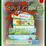 Top 10 Best Preschool Board Games
