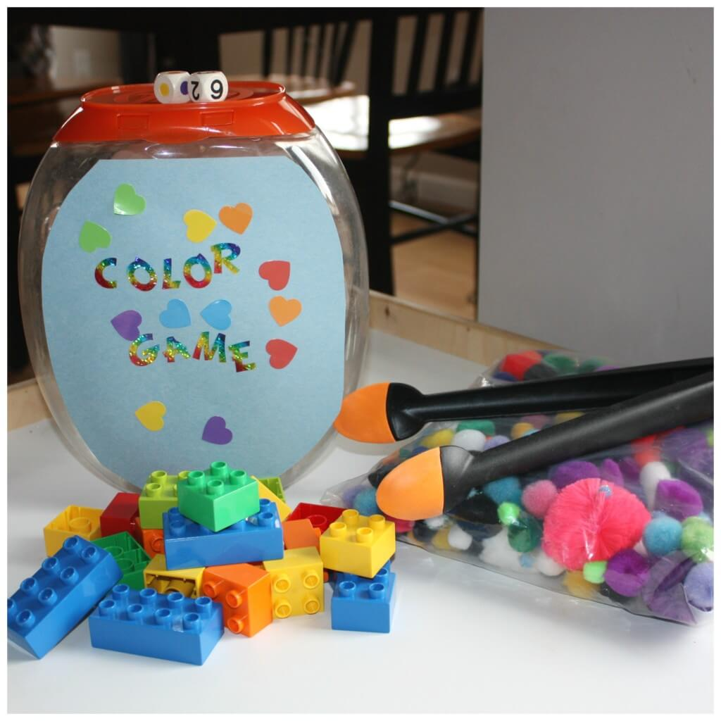 color game fine motor skills materials