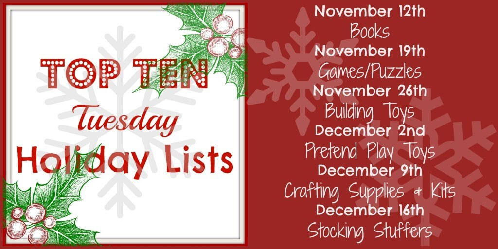 top ten holiday lists and dates