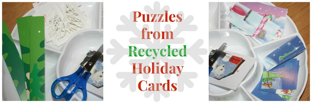 christmas fine motor skills card set up text