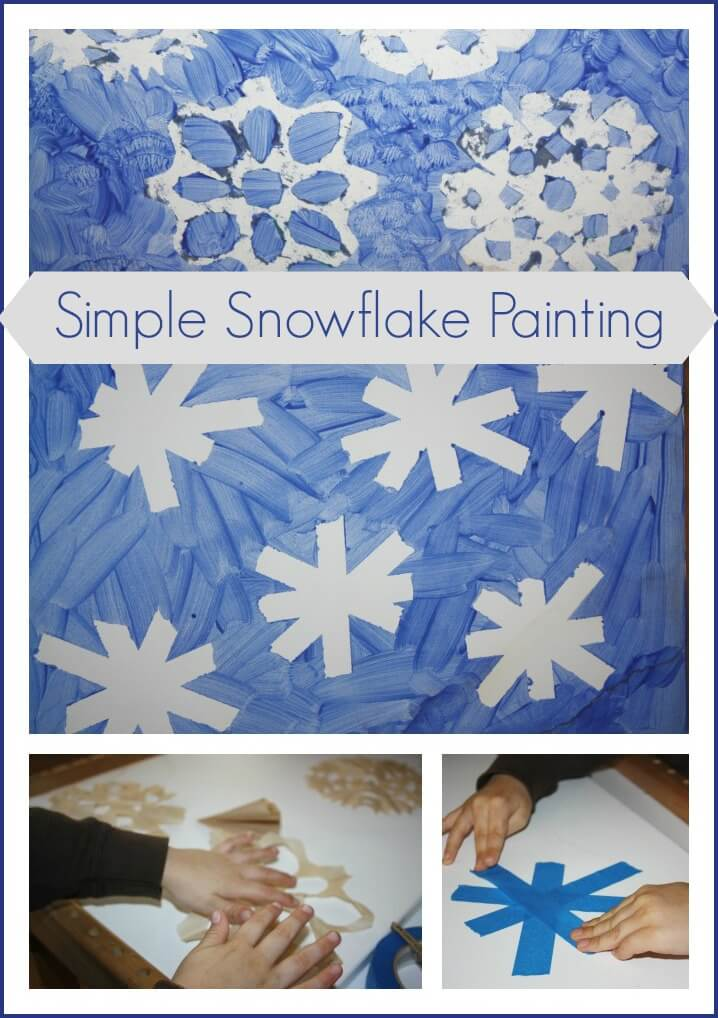 15 Preschool Winter Early Learning Activities Little