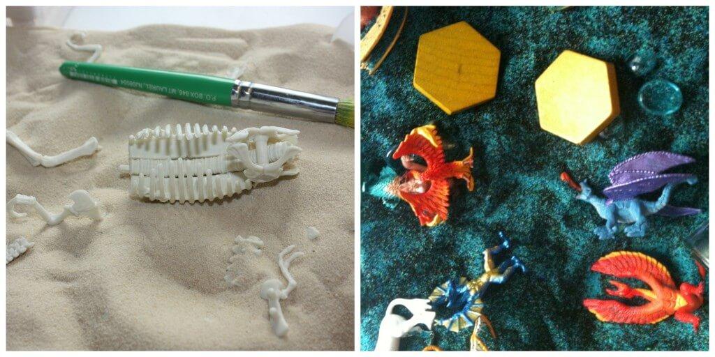 craft sand filler