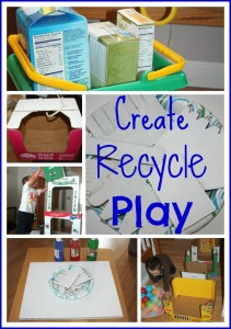 create recycle activity