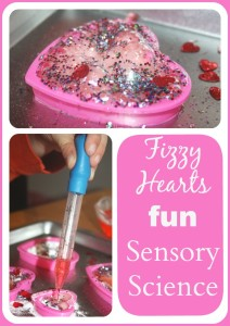 fizzy hearts sensory science