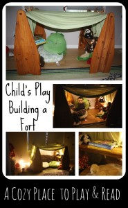 fort building and play