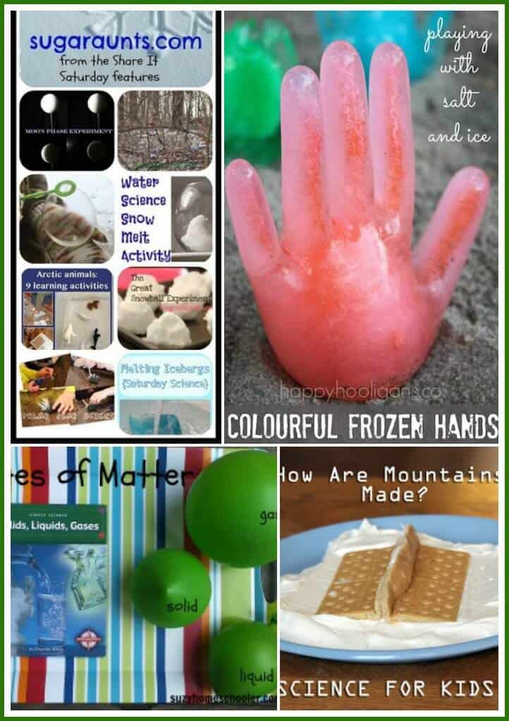 fun science for kids roundup