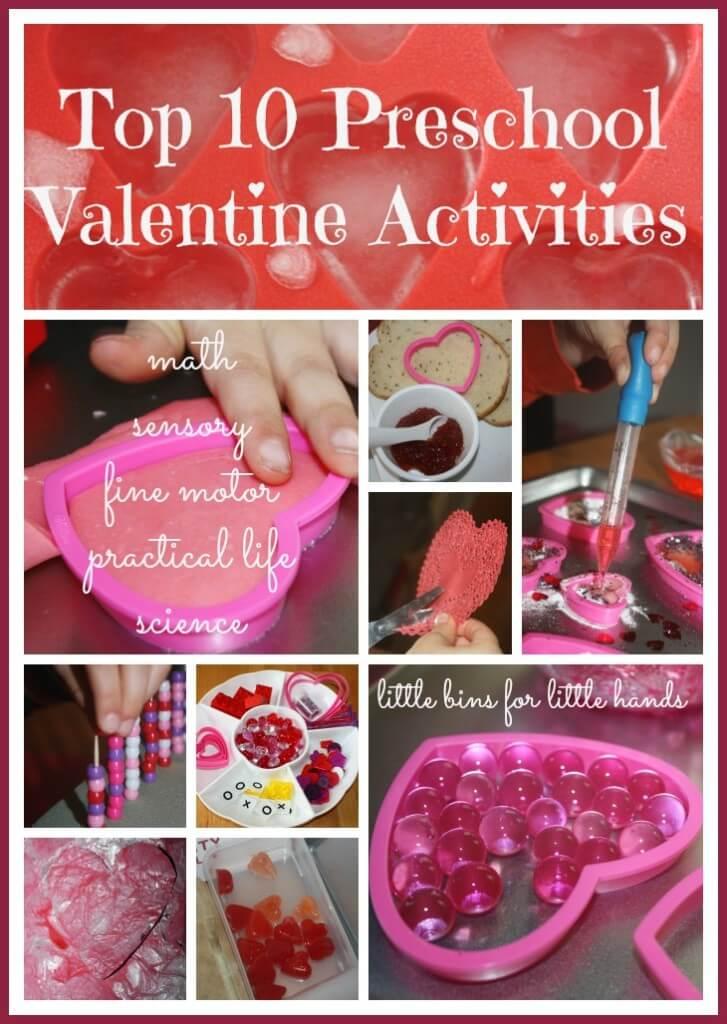 top 10 lists valentines
