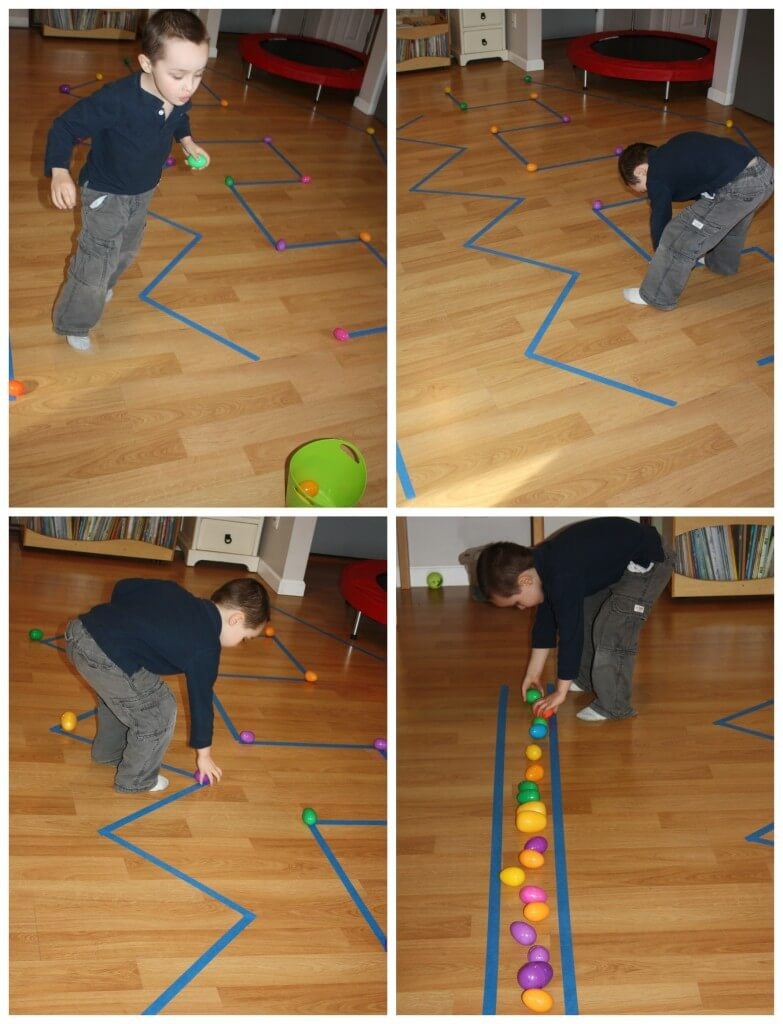 Gross motor sensory play ideas for sensory processing play for Indoor play activities