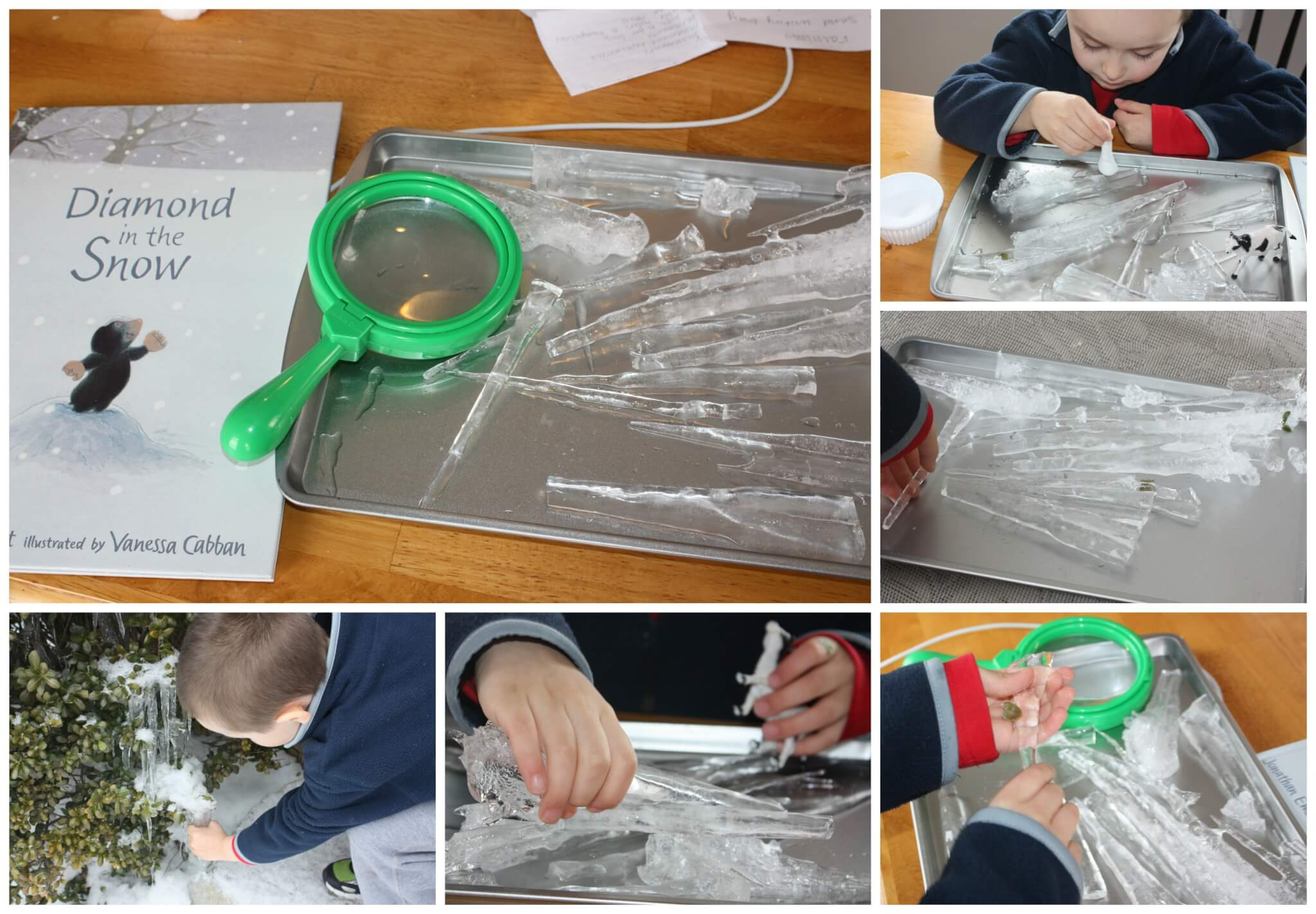 15+ Preschool Winter Early Learning Activities