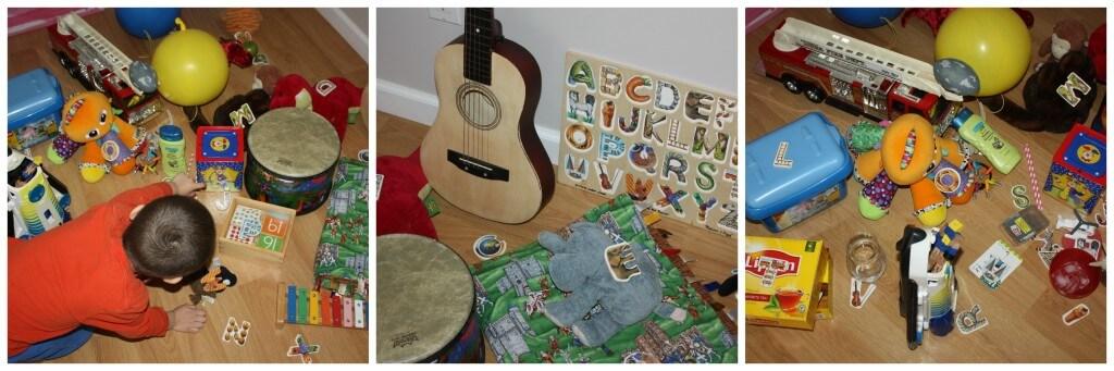 alphabet sound treasure hunt