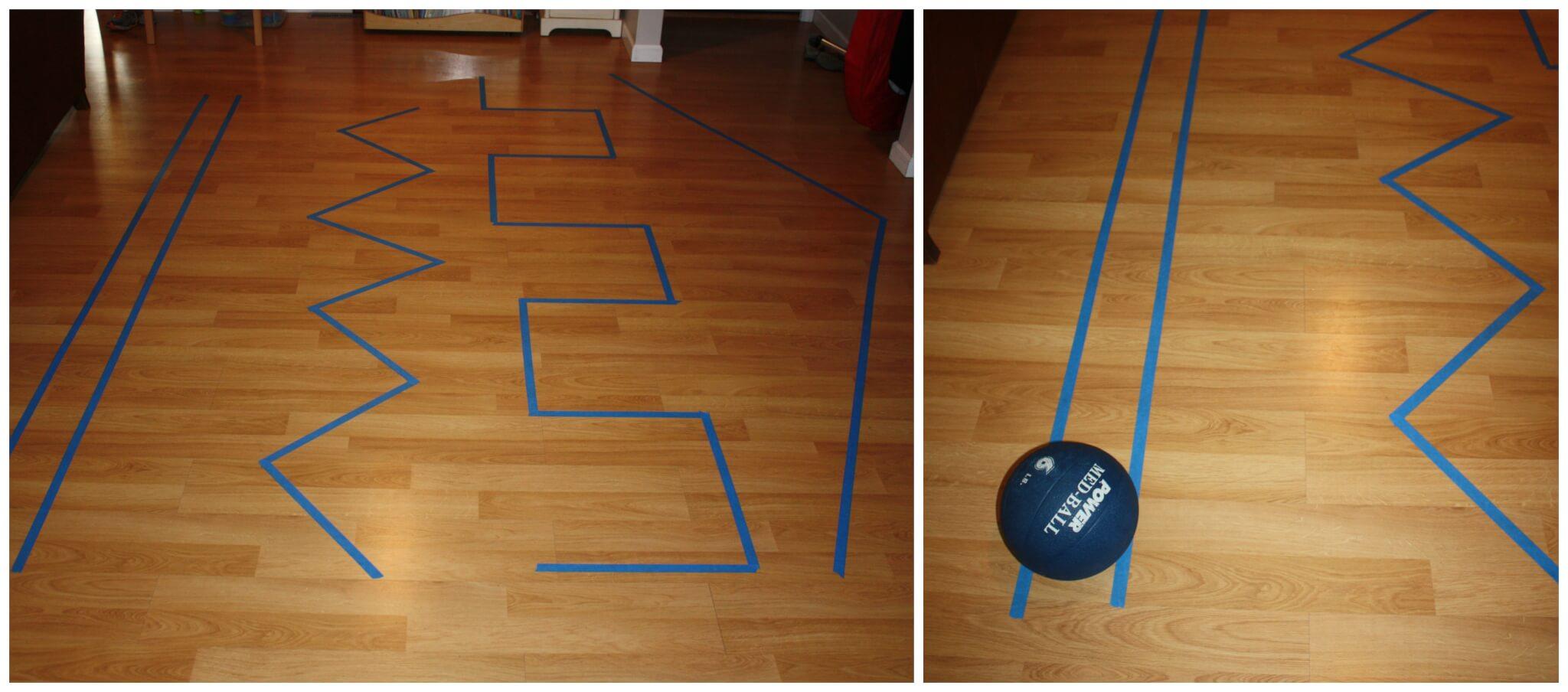 The easy-to-grasp Sensory Discover and Play Sensory Ball Fun Activity!
