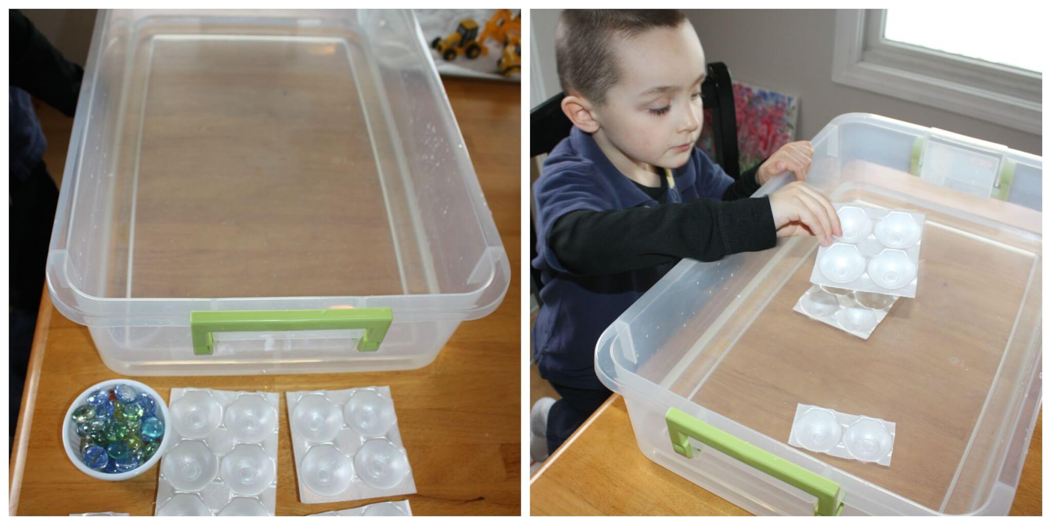 Easy Styrofoam Activities Fine Motor Amp Science Project