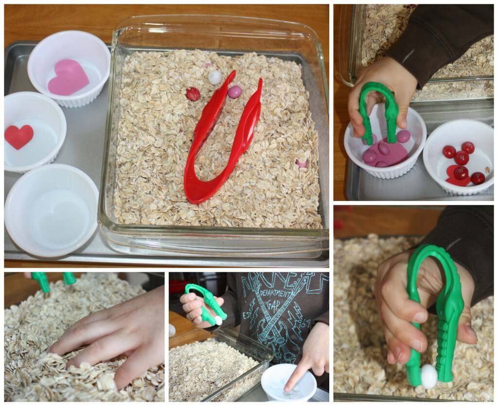 sweet treat oats sensory search