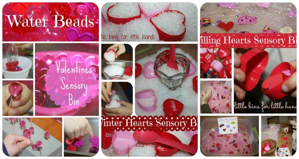 valentines sensory bin fillers my posts