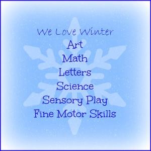 we love winter week