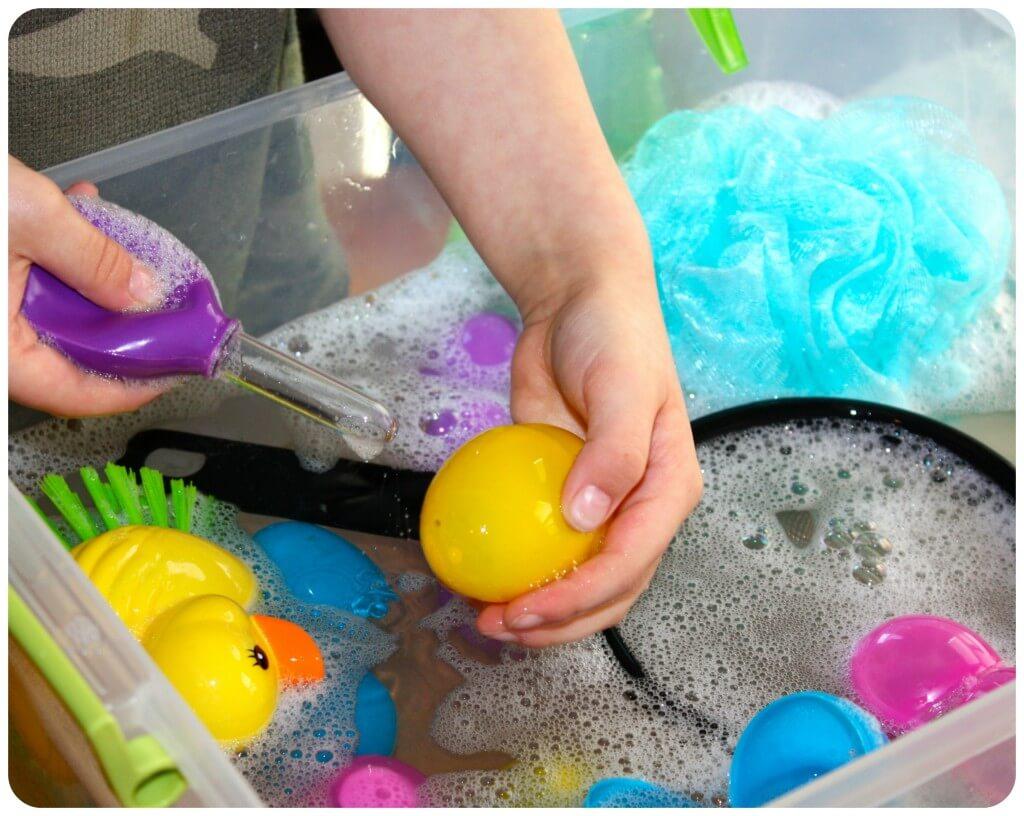 Easter Egg Washing Eye Dropper