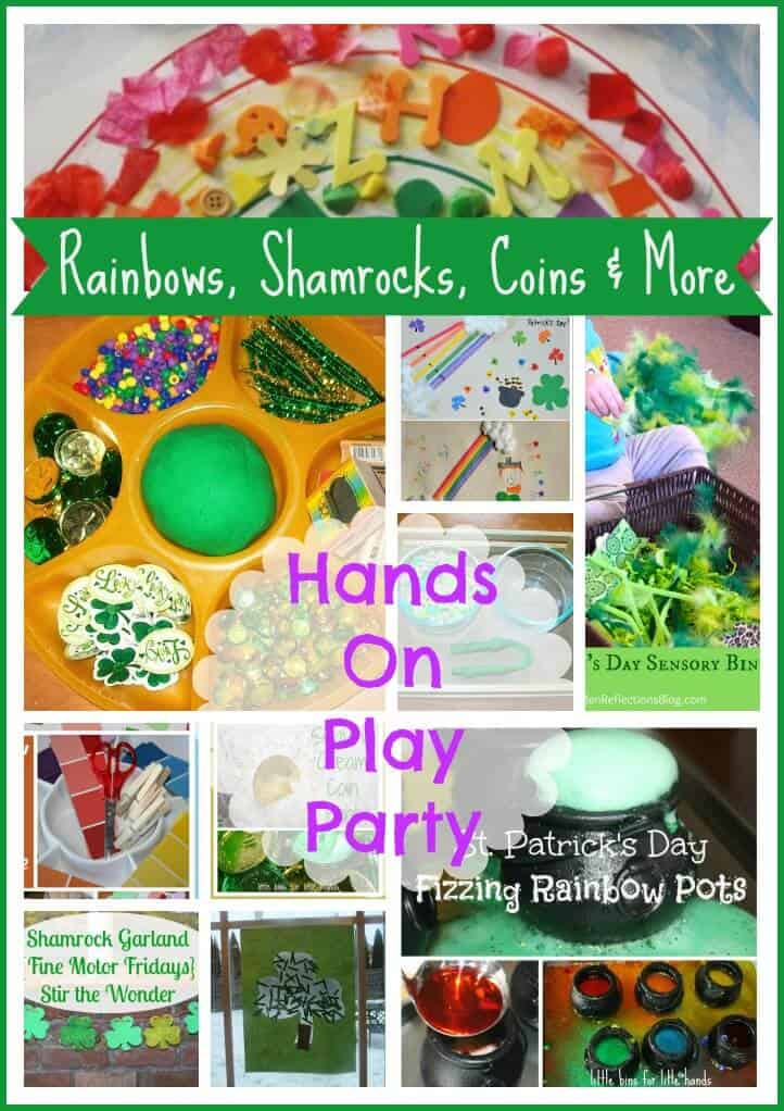 St patricks Day Activities for kids HOP 10