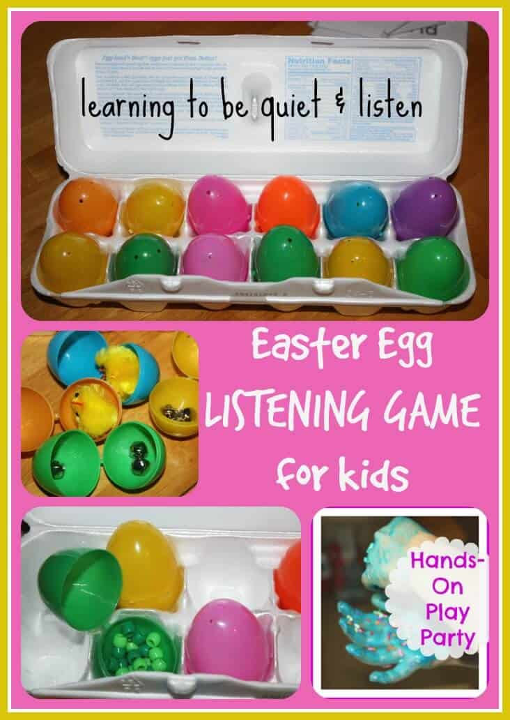 Easter Eggs Games