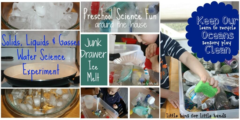 20 Activities Science Around the House