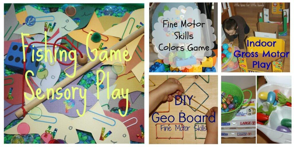 20 Activities reuse games