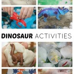Dinosaur Activities Math Sensory Science Dinosaur Play Ideas Preschool Dinosaur