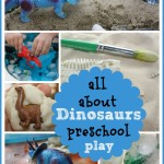 Dinosaurs Preschool Play