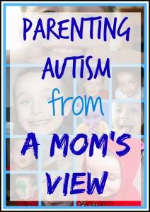 parenting autism