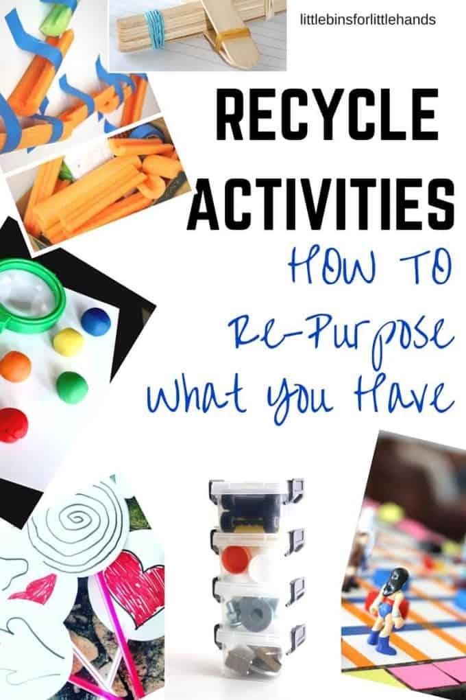 recycle activities