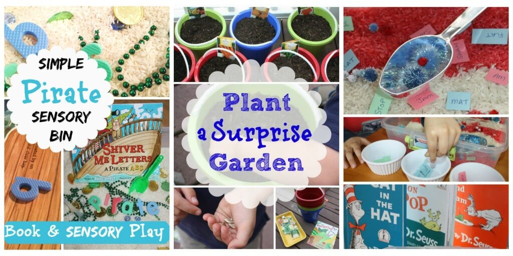 20 books and sensory play group 3
