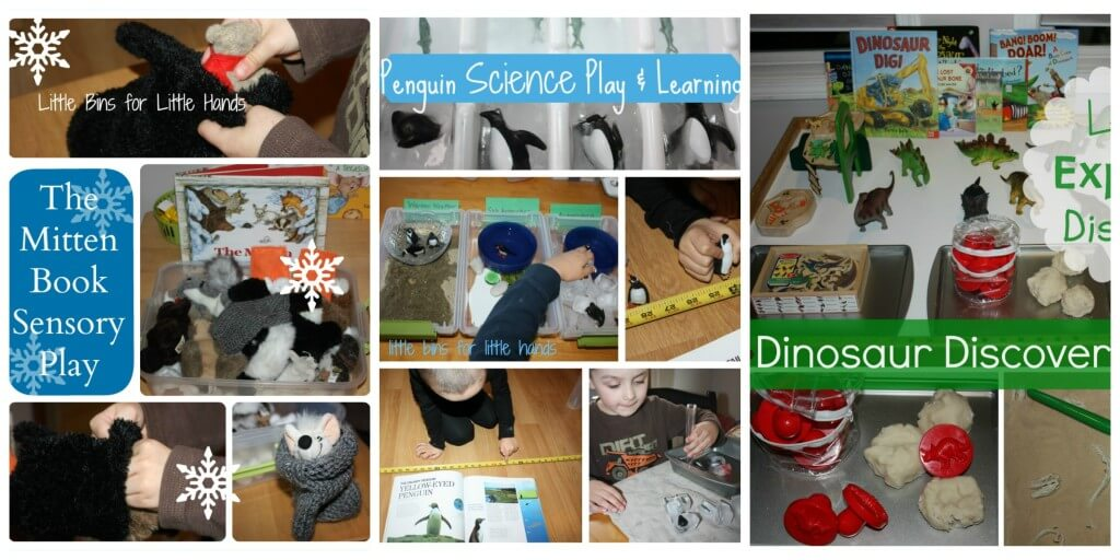 20 books and sensory play ideas group 4