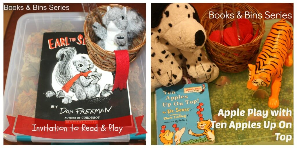 20 books and sensory play ideas group 6