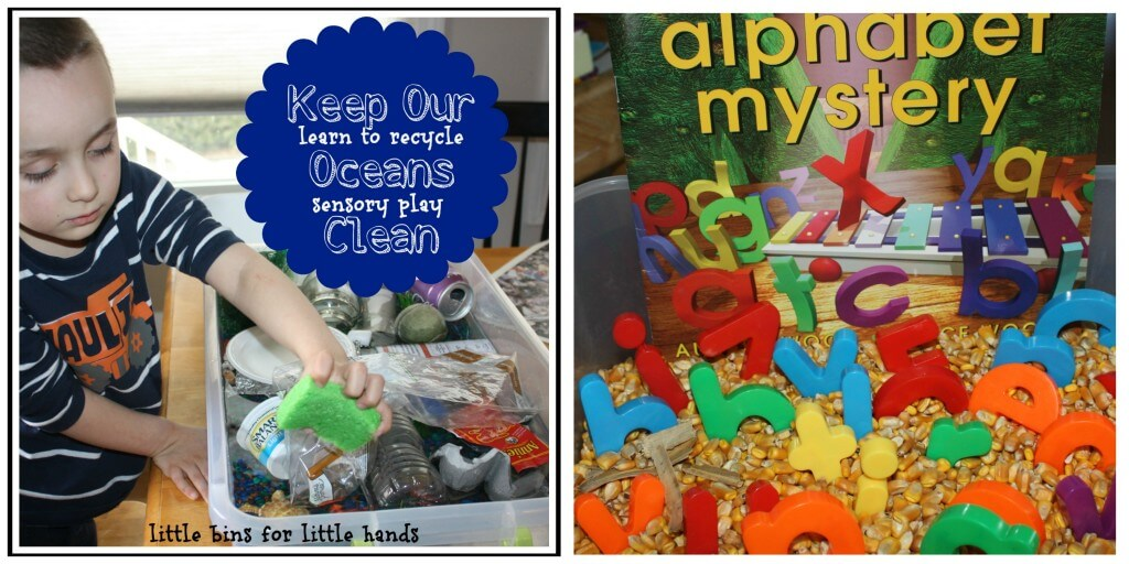 20 books and sensory play ideas group 7