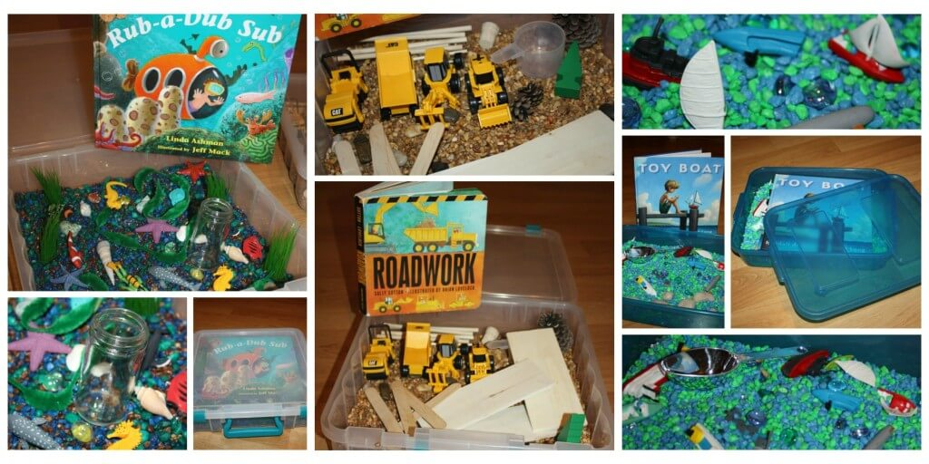 20 books and sensory play ideas group 8