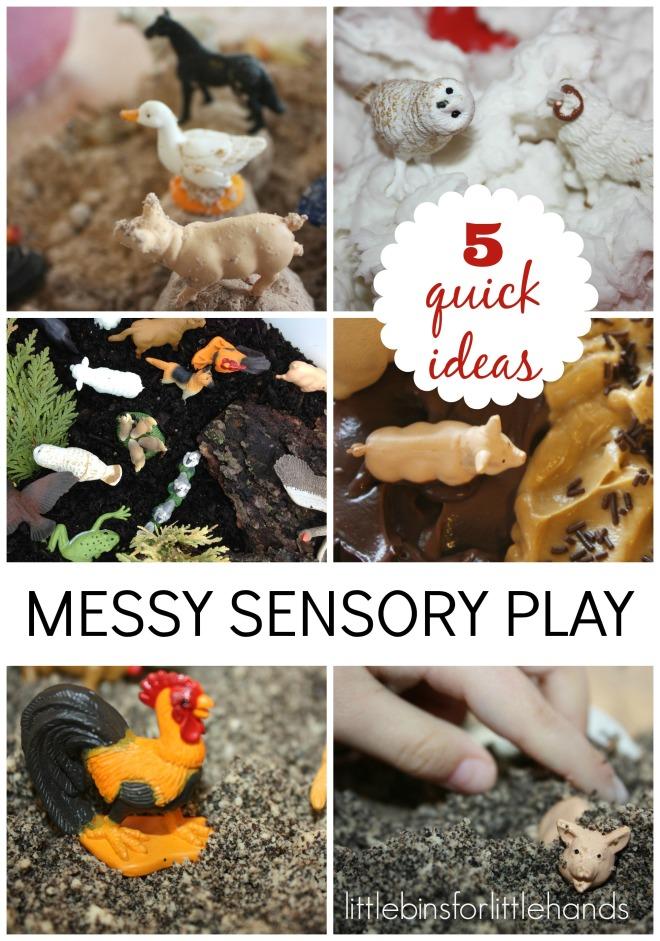 sensory details beach