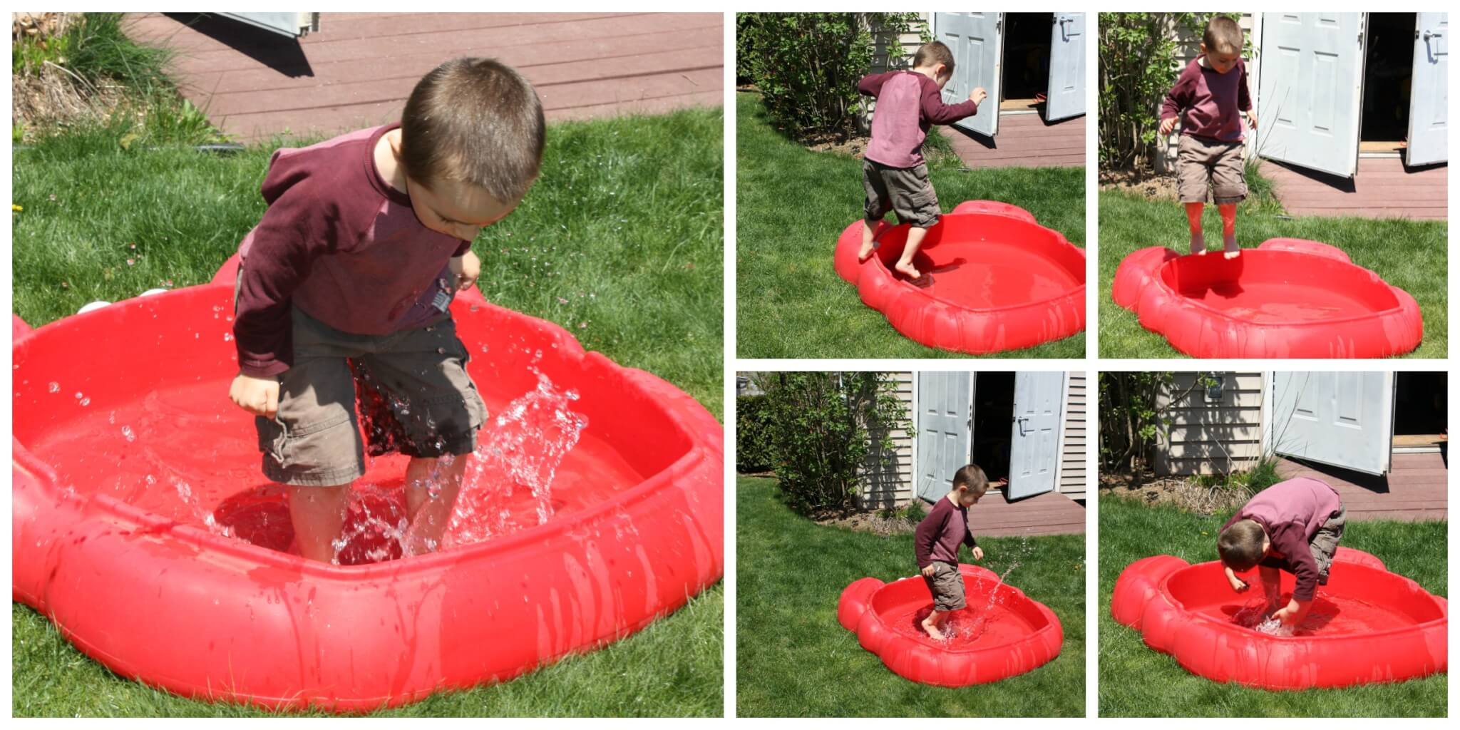 Backyard Play Ideas Stress Free Summer Play Outdoors - Backyard play ideas