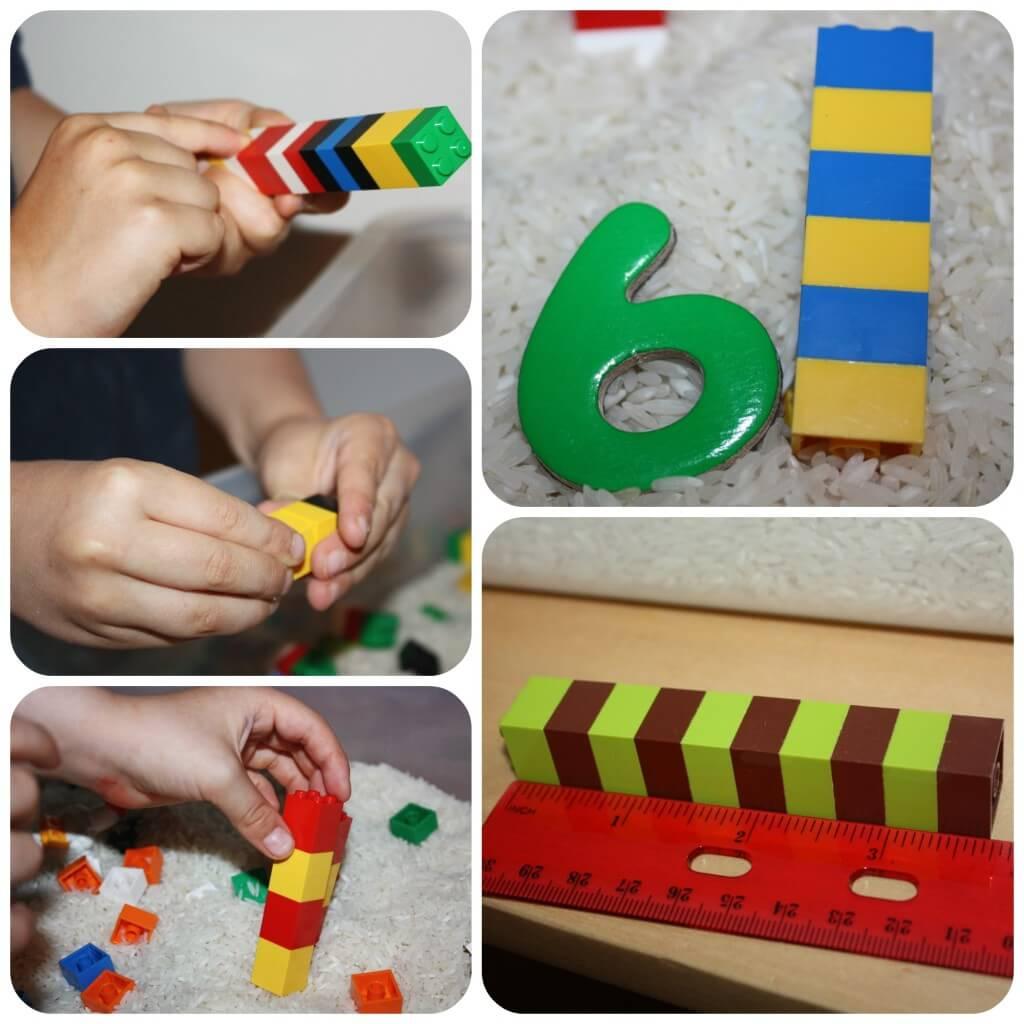 Lego Sensory Bin 1